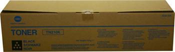 Konica Minolta Toner C250/TN210K black 1x430g (8938-509)