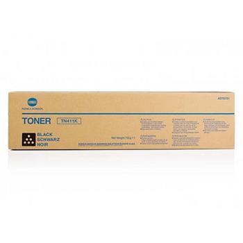 Konica Minolta Toner TN411K black 1x765g (A070151) EOL