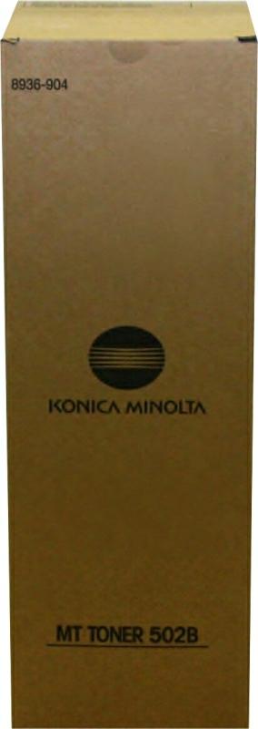 Konica Minolta Toner MT 502B 1x1100g (8936-904)