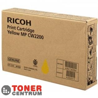 Ricoh Ink Cartridge MP CW2200 yellow (841638)