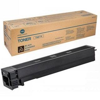 Konica Minolta Toner TN611K black 1x765g (A070150) EOL