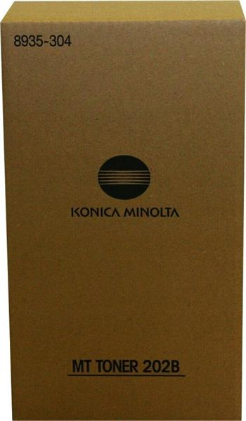 Konica Minolta Toner MT 202B 2x360g (8935-304)