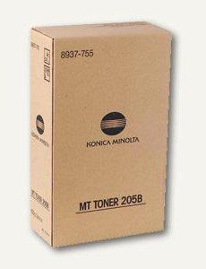 Konica Minolta Toner 205B 2x420g (8937-755)