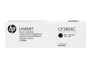 HP CF380XC toner black ()