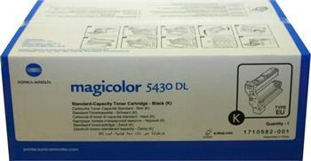 Konica Minolta QMS Toner MC 5430 black (1710582-001)(4539432)