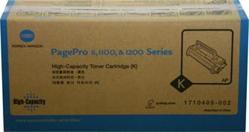 Konica Minolta QMS Toner Cartridge 8/1100/1200 (4152-603) HC