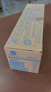 Konica Minolta Toner Bizhub C20P/TN318C cyan (A0DK453) EOL