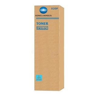 Konica Minolta Toner TN510C cyan (020P)