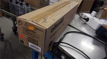 Olivetti Toner B0651 d-Copia MF450  black -