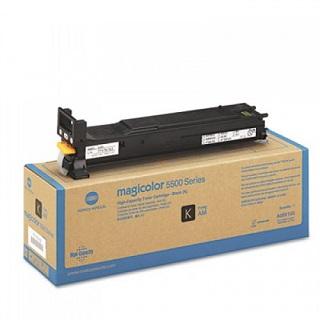 Minolta Toner Cartridge Magicolor 5550/5570 black HC (A06V153)