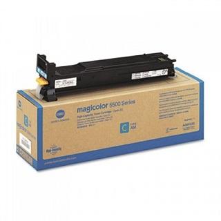 Minolta Toner Cartridge Magicolor 5550/5570 cyan HC (A06V453)
