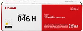 Canon Toner Cartridge CRG-046YH yellow (1251C002)