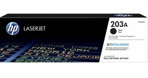 HP CF540A toner black 203A (1400str)
