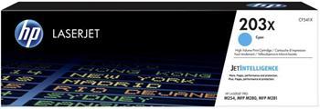 HP CF541X toner cyan 203X (2500str)