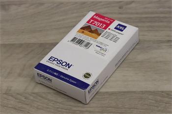 Epson Ink Cartridge T7013 magenta  XXL expirace 1/2019