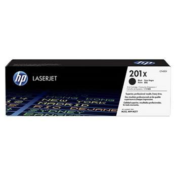 HP CF400XD,  201X 2-pack