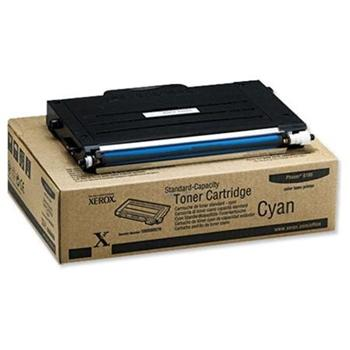Xerox Phaser Toner Cartridge 6100 cyan (106R00676) SC