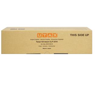 Utax Toner CLP3316 black (4431610010)