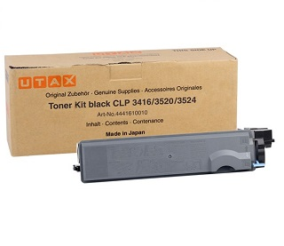 Utax Toner CLP3416 black (4441610010)