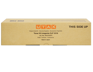 Utax Toner CLP3316 magenta (4431610014)