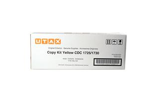 Utax Toner CDC1725 yellow