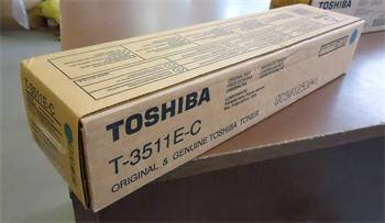 Toshiba Toner T-3511EC Cyan (6AK00000054)