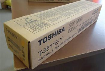 Toshiba Toner T-3511EY Yellow 6AK00000104