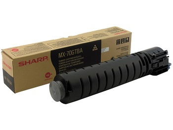 Sharp Toner MX-70GTBA black