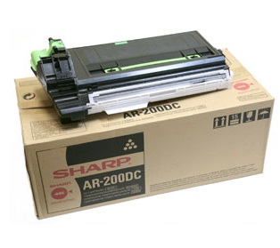 Sharp Toner/Developer Cartridge AR-200DC