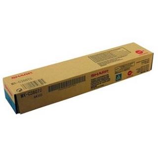 Sharp Toner Cartridge MX-C38GTC cyan
