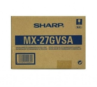 Sharp Developer MX-27GVSA cyan/magenta/yellow