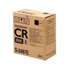 Risograph Ink S-2487/S-2888 CR/E black 1x800ml