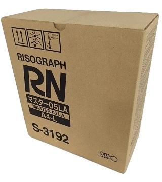 Risograph Master S-3192 1role