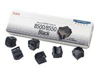 Xerox Phaser Ink Stick 8500 (6xStick) black (108R00672)