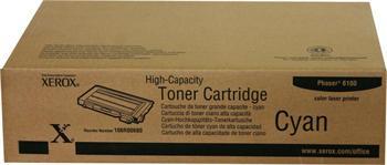 Xerox Phaser Toner Cartridge 6100 cyan (106R00680) high capacity
