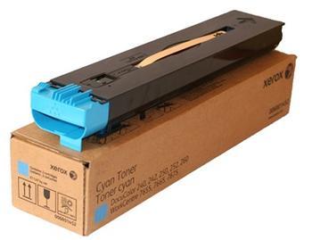 Xerox Toner WC7655 cyan (006R01452) 2-pack  2x34000 str.