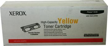Xerox Phaser Cartridge 6120 yellow (113R00694) high capacity