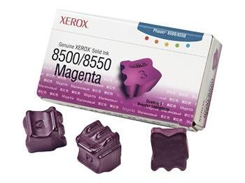 Xerox Phaser Ink Stick 8500 (3xStick) magenta (108R00670)