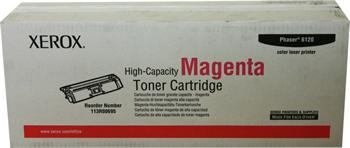 Xerox Phaser Cartridge 6120 magenta (113R00695) high capacity