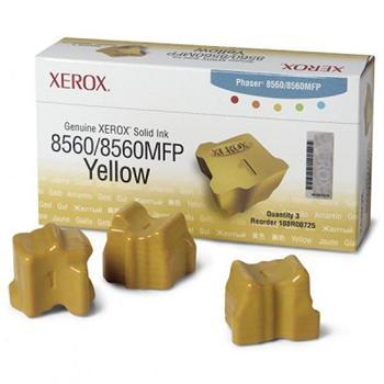 Xerox Phaser Ink Stick 8560 yellow (3x stick) (108R00766)