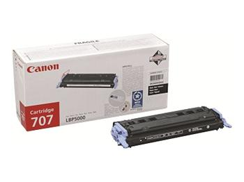 Canon Toner Cartridge CRG-707B black (9424A004)