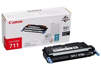 Canon Toner Cartridge CRG-711BK black (1660B002)