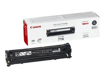 Canon Toner Cartridge CRG-716K black (1980B002)