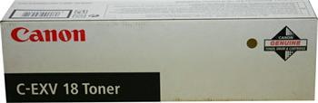 Canon Toner C-EXV18 (0386B002) iR 1018/iR1022
