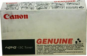Canon Toner NPG-13C 1x540g (1384A002)