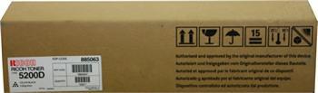 Ricoh Toner Type 5200D 1x1220g (885190)