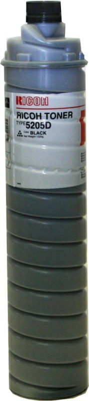 Ricoh Toner Type 5205D 1x1220g (885241, 885048) /Nashuatec D555