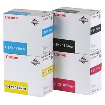 Canon Toner C-EXV19 Cyan (0398B002)