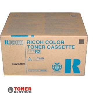 Ricoh Toner Type R2 1x210g (888347) cyan