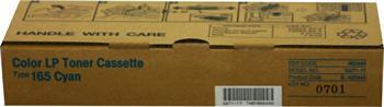 Ricoh Toner Type 165 (402445) cyan